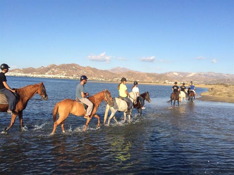riding club naxos island - 2