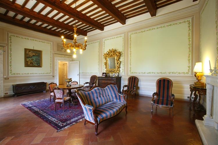 luxury holiday villa cortona - 14