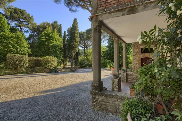 prestigious villa cortona for - 7