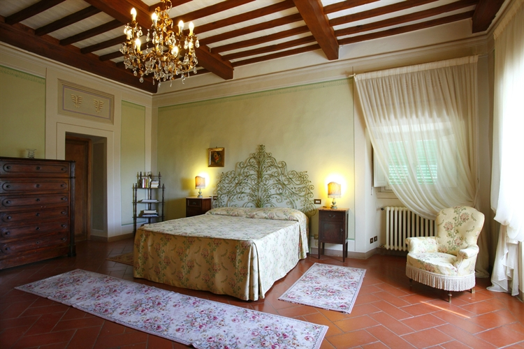 luxury holiday villa cortona - 12