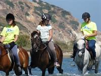 riding club naxos island - 1
