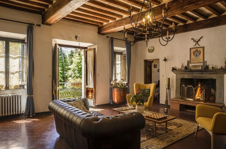 prestigious villa cortona for - 8