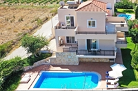 complex eight villas with - 3