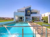 Luxury Seafront Villa In Rethymno For Sale